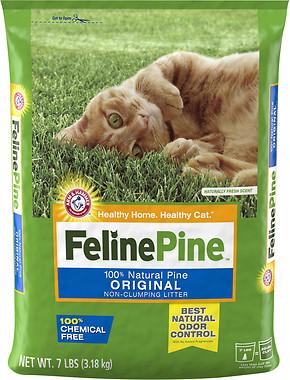 feline pine bulto