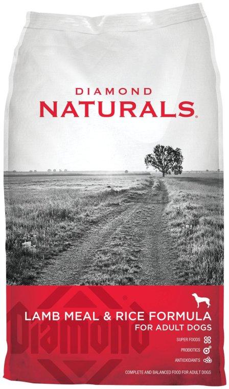 DIAMOND LAMB & rice