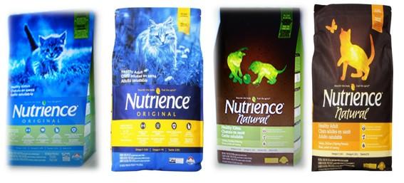 Nutrience Gato