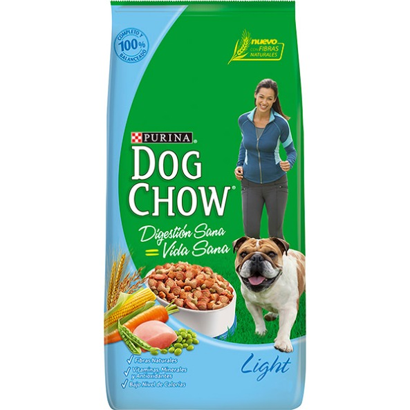 dog chow light