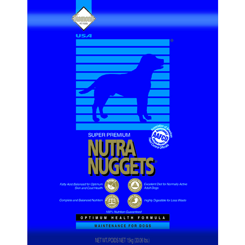 Nutra-Nuggets-Maintenance-Mantenimiento