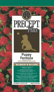 precept plus puppy