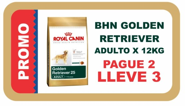 promo royal canin golden