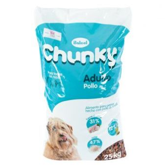 chunky adulto