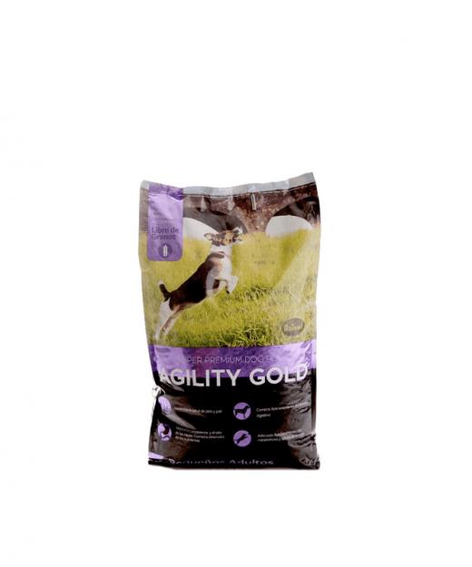 agility Gold razas pequeñas