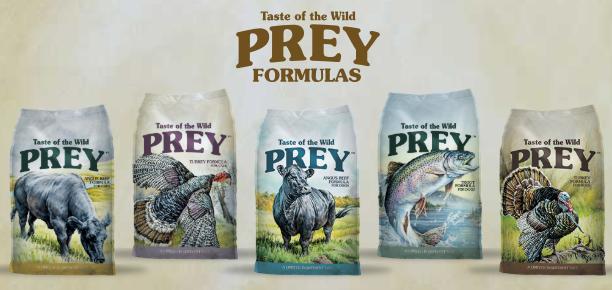 Taste of the Wild PREY Limited Ingredient Pet Food