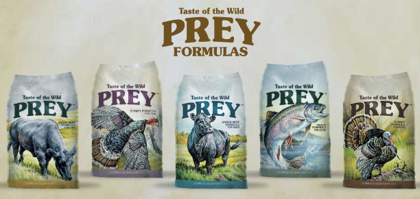 Taste of the Wild PREY Limited Ingredient Pet Food
